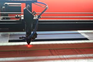Процесс лазерной резки