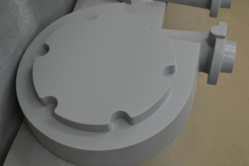 Модельный комплект «Корпус насоса»
