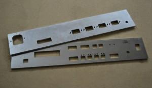 Изготовление панелей из алюминия